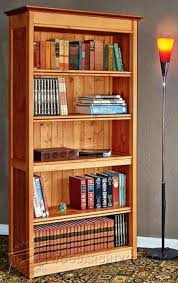 hidden compartment bookshelf plans furniture plans and projects