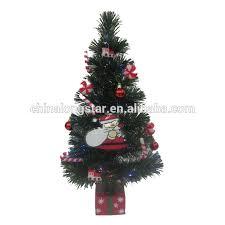 Mini Fibre Optic Christmas Tree by Christmas Fibre Optic Decorations Christmas Fibre Optic