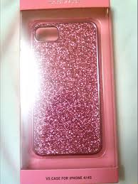 Victoria Secret Pink Sparkles Iphone 4 4s Case Cell Phones