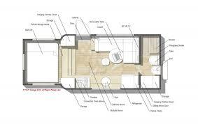 Mcm Design Motorhome Tiny House 10 600x379 Custom Truck RV Modern