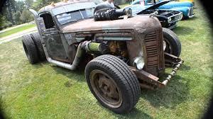Diesel Rat Rod Truck By CarbonCat09