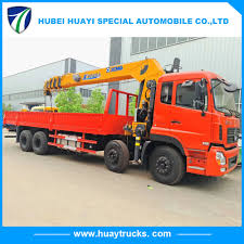 100 Flat Bed Truck For Sale 2018 Hot 16t White Mounted Crane Bed Tow