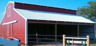 loafing shed kits oklahoma j j chapman construction polebarns polebuildings pole houses