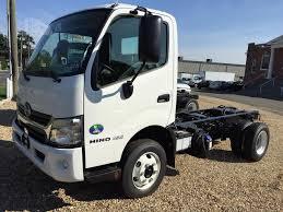 100 Jukonski Truck 2018 HINO 155