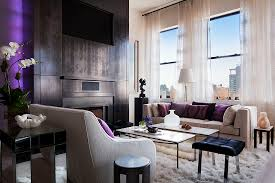 Black Leather Sofa Decorating Ideas by Apartment Charming Decorating Apartment Living Room Furniture