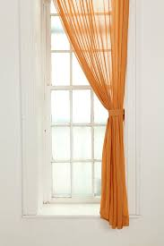 Orange Sheer Curtains Walmart by Curtains Pretty Pink And Orange Sheer Curtains Satisfying White