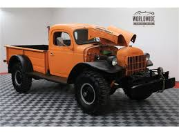 1967 Dodge Power Wagon For Sale | ClassicCars.com | CC-1017653
