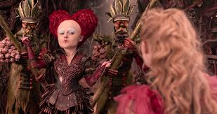 Mean Girls Halloween Quote by Alice Through The Looking Glass 15 Things To Know Collider