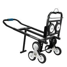 Buy Z-bond Stair Climbing Cart 45 Inches Portable Hand Truck 2x ...