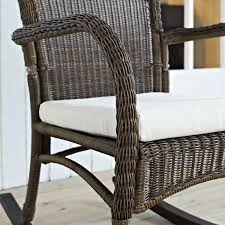 Indoor-Outdoor Patio Porch Mocha Wicker Rocking Chair With Beige Cushion -  Davis Bargains Inoutdoor Patio Porch Walnut Resin Wicker Rocking Chair Incredible Pvc And P V C Pipe Project Pearson Pair Of Outdoor Chairs Cushioned Rattan Rocker Armchair Glider Lounge Fniture With Cushion Grey The Portside Plantation All Weather Tortuga Details About 2pc Folding Set Garden Mesh Chaise F7g5 Yardeen 2 Pcs Deck Sea Pines Muriel 3pc White Front Mainstays Cheap Find Deals On Line At