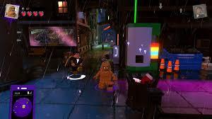 LEGO DC Super-Villains – The Video Game Soda Machine Project