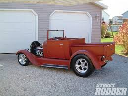 1929 Ford Roadster Pickup - Hot Rod Network Truck 1929 Ford Model Pickup Stock Photos Aa Motorcar Studio Gas Hyman Ltd Classic Cars Super Cheap A Roadster Youtube Ford Model Hot Rod 22000 Pclick Uk For Sale Classiccarscom Cc1047732 Rm Sothebys Ton Good Humor Ice Cream Pick Up Allsteel Sale Hrodhotline Extended Cab Rods Street Dreams Patterns Kits Trucks 82 Stake Bed