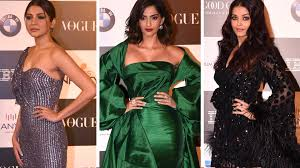 Shweta Bachchan Aishwarya Rai Gauri Khan And More Bollywood Celebrities At Vogue Women Of The Year Awards 2017