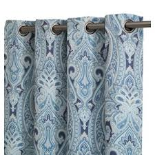 Brylane Home Lighted Curtains by Paisley Curtains You U0027ll Love Wayfair