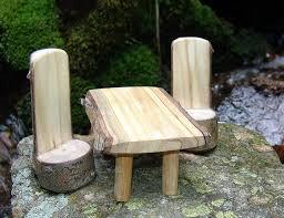 Furniture For A Fairy Garden