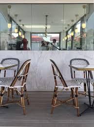 style cuisine cagne chic aménagement d un café à cagnes sur mer en collaboration avec le
