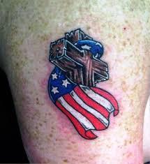 Small Patriotic Tattoos Designs