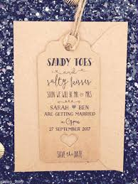 Good Rustic Beach Wedding Invitations Or Zoom