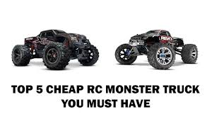 Top 5 Cheap RC Monster Truck You Must Have - YouTube Hail To The King Baby The Best Rc Trucks Reviews Buyers Guide Buy Cobra Toys Monster Truck 24ghz Speed 42kmh Absima Amt24 Brushed 110 Model Car Electric Truck 4wd Traxxas Stampede 2wd Scale Silver Cars Keliwow 12891 112 Waterproof 4 X Truckremote Control Toys Buy Online Sri Lanka Madness Kickin It Old Skool Big Squid Car Gizmo Toy Ibot Remote Control Off Road Racing Tamiya Super Clod Buster Kit Towerhobbiescom 2018 Outlaw Retro Rules Class Information Trigger 9 A 2017 Review And Elite Drone