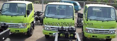 Hino Dumptruck Dutro 130 HD Baru