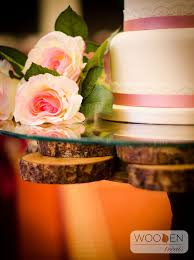 21 Best Rustic Wedding Cake Stands Images On Pinterest