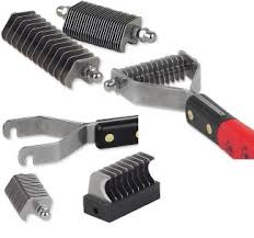 Shedding Blade Vs Rake by Paw Brothers Coat Rake The Ultimate Grooming Tool Double Wide