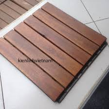kienlinhvietnam wooden door garden wood deck tile
