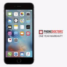 Pre Owned iPhone 6 Plus with 1 Year Warranty & 1 FREE Screen Repair