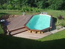 les 25 meilleures idées de la catégorie piscine semi enterree sur