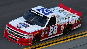 2017 NASCAR Camping World Truck Series Paint Schemes - Team #28