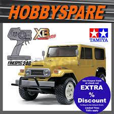 100 Ebay Rc Truck NEW TAMIYA XB EXPERT BUILT TOYOTA LAND CRUISER OFFROAD RC