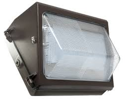 westgate outdoor led wall pack security light fixture 120 277v