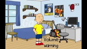 Caillou In The Bathtub Ytp by Caillou Crashes Rosie U0027s Minecraft Server And Gets Grounded Youtube