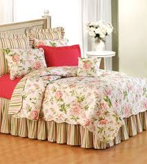 Pink Brianna Quilt Bedding From CF