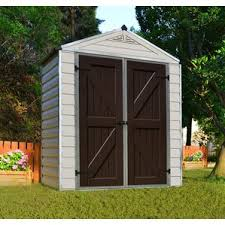 6 X 6 Rubbermaid Storage Shed by Storage Sheds