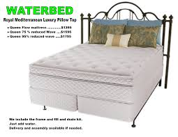 Queen Size Waterbed Headboards by Waterbeds U2013 San Antonio Mattress U0026 Futon