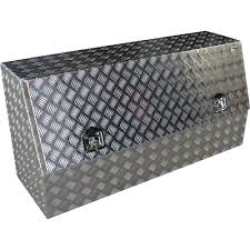 ALUMINIUM HIGH SIDE UTE/TRUCK BOX 1450MM | Buy Tools Online