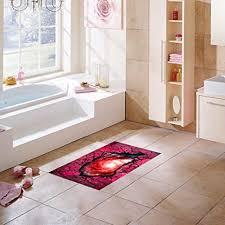 buluke 3d broken floor muster badezimmer rutschen prävention