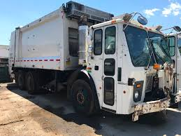 2008 Used Mack LE 600 HIEL 25 YARD PACKER GARBAGE TRUCK REAR LOAD ...
