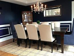 Modern Concept Navy Blue Dining Rooms Room Home Pinterest