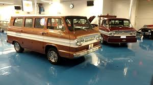 New Illinois Museum Honors The Chevrolet Corvair | Hemmings Daily 1964 Chevrolet Corvair Rampside Pickup For Sale Classiccarscom First And Only Corphibian Amphibious Truck Up Auction Preowned In San Jose Am4189 Corvantics Would You Buy This We Would Motoring Corvanatics Home Page Maximum Day The 95 Vans Greenbriar 1961 Chevy Very Rare Classic Wkhorse Survivor Amazo Effect Greenbrier Loadside Pick Up Ebay No Reserve Auction