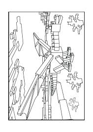 Free Minecraft Sword Coloring Pages Online Printable Full Size