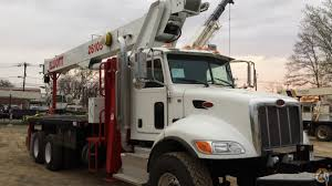 100 Trucks For Sale In North Carolina Sold Elliott 26105 Boom Truck Crane For In Charlotte