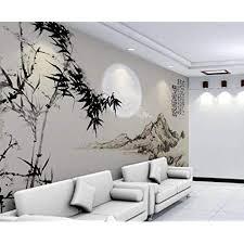 fototapete 3d effekt tapete tinte bambus vliestapete 3d tapeten wanddeko wandbilder wohnzimmer 350cmx256cm