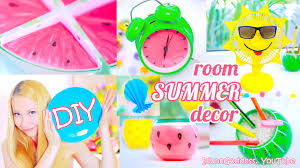 Diy Summer Room Decor Ideas Bright And Colorful Decorations For Youtube Kitchen Pictures