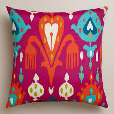 Pier One Outdoor Throw Pillows by Outdoor Pillows And Cushions Outdoor Decor
