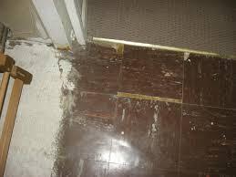 asbestos floor tiles and ceiling tiles in homes island