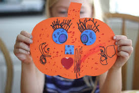 Books About Pumpkins For Toddlers by Toddler Approved Silly Shape Pumpkin Craft For Toddlers