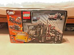 LEGO Technic Logging Truck (9397) | EBay Its Not Lego Gudi 9209 Fire Fighting Truck Set Review Filsawgood Technic Creations Coney Contech7s 4x4 Pickup Lego And Pick Up Uklego B Model Tow Itructions 7638 City Technicbricks Tbs Techreview 37 42029 Costumized Up 60081 City 2015 Traffic 9395 Trucks Accsories Moc10878 Blue Town 2017 Rebrickable Building Itructions For Jurgens Kenworth W900 Pin By Benny Kwok On Moc Car Pinterest Legos Chevrolet