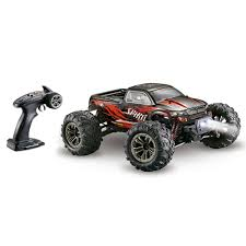 100 Brushless Rc Truck Xinlehong Toys Q901 116 4WD 24G 52kmh Highspeed Offroad Monster RC Car RTR Red